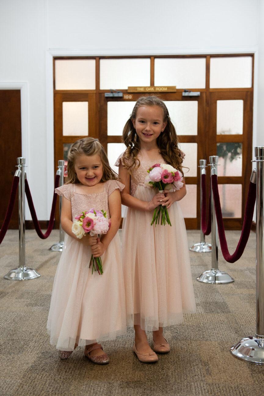 Cute bridesmaids pictures, Hertford