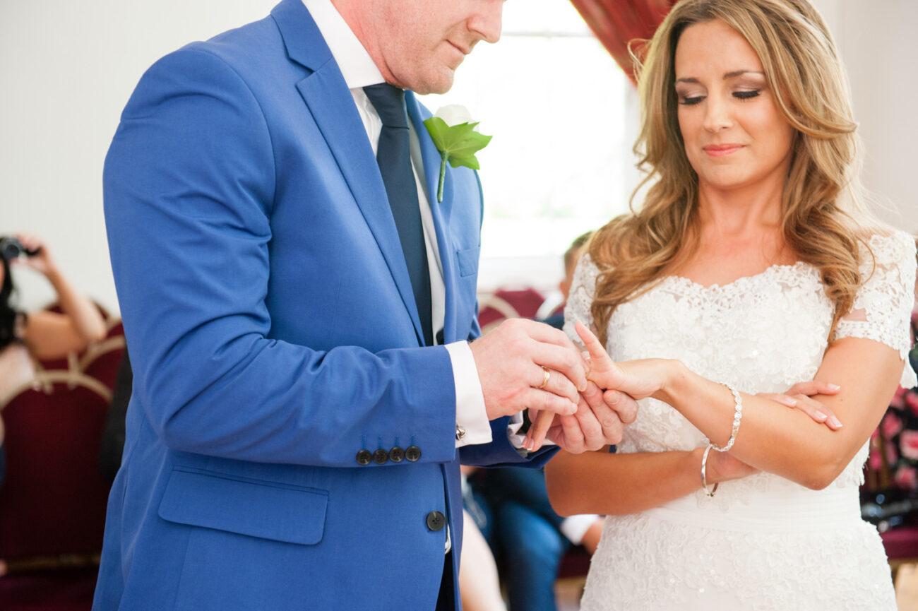 Wedding photography at Hertford Registry Office