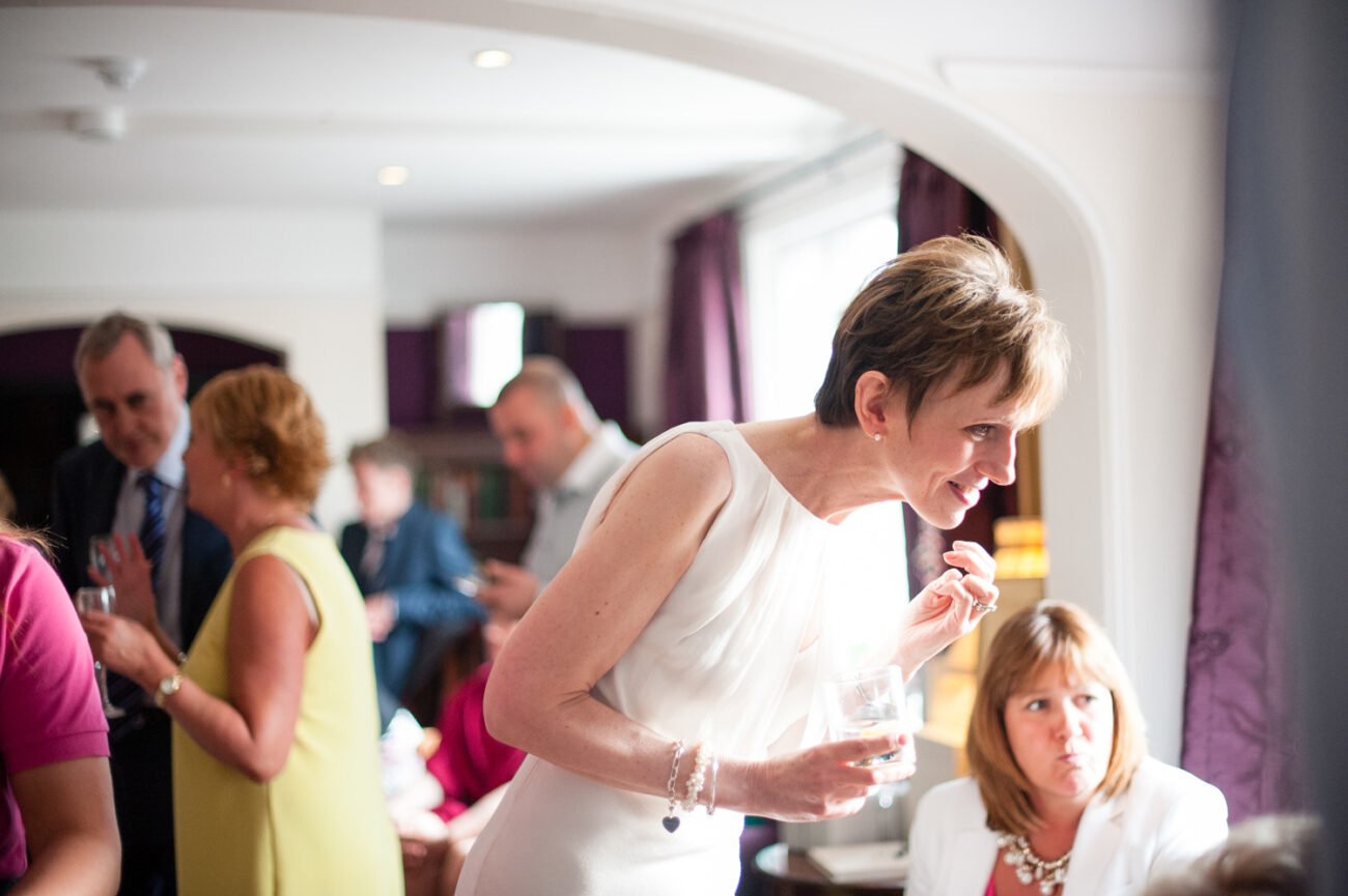 Wedding reception photography in Hertford, Hertfordshire
