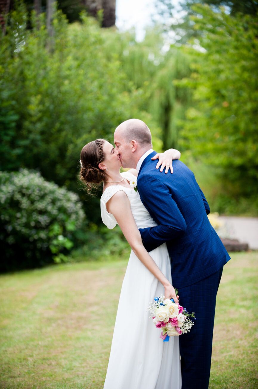 Wedding photography Sacred Heart Church in Hertfordshire