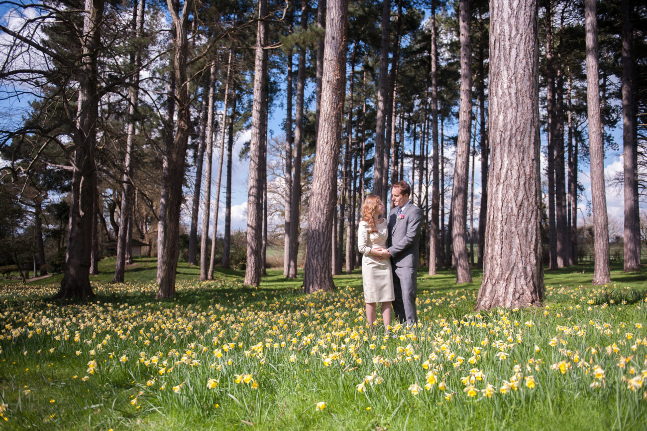 Wedding photos in Ware, Hertfordshire