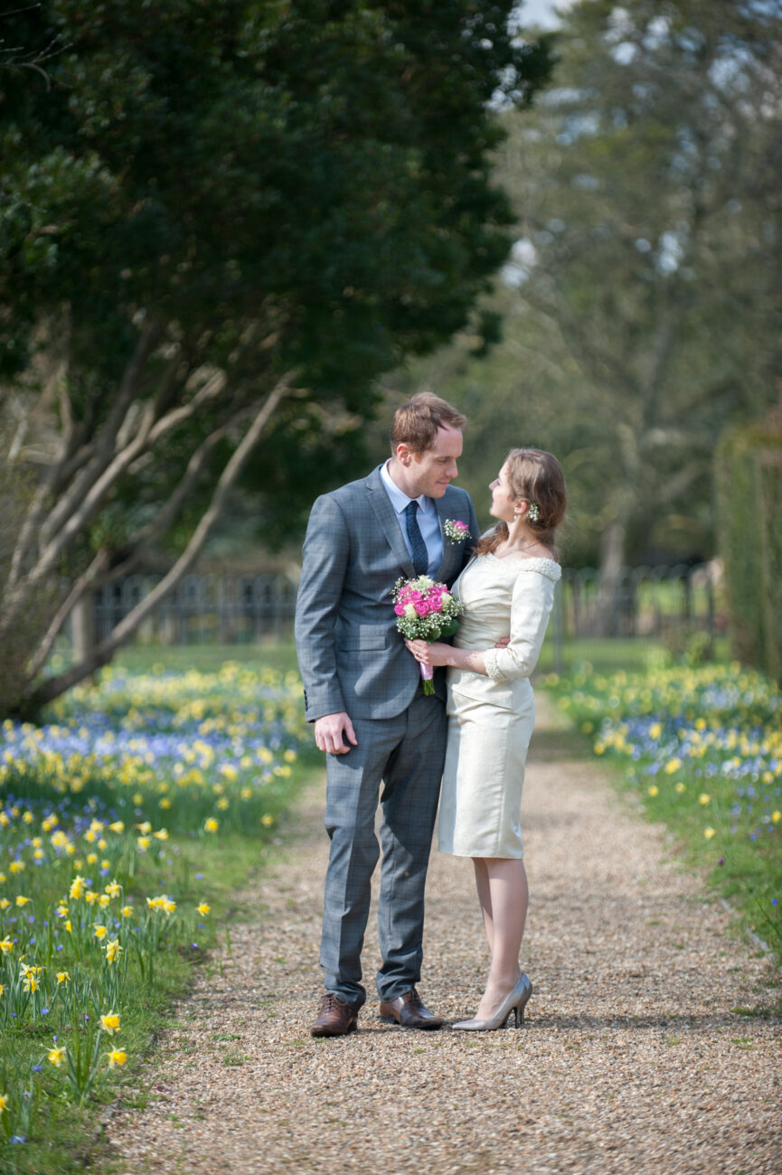 ben & Kinga's wedding photographs