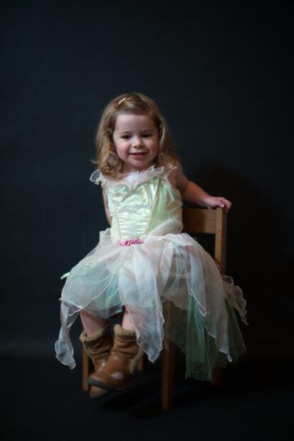 children portrait by professional