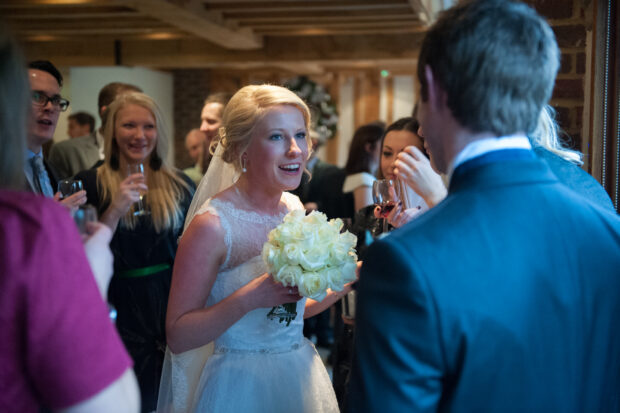 Wedding Photographer Hertfordshire, Ware Priory