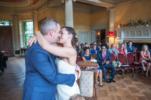 Hertfordshire wedding photographers, Hampton Court House