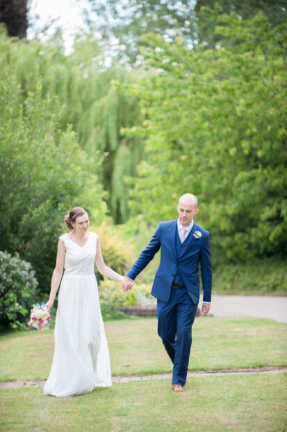 Wedding photographers Herts, St Barnabas Center