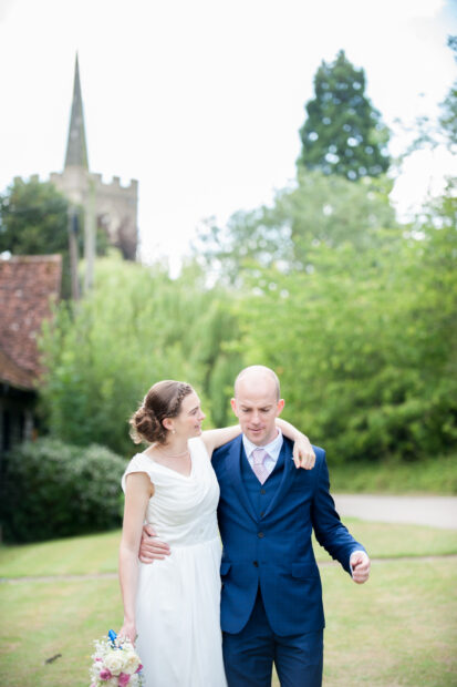 Wedding Photography Hertfordshire, St Barnabas Center