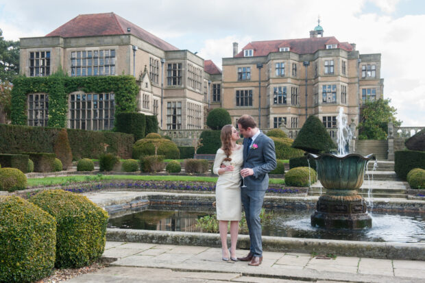 Hertfordshire wedding photographer, Fanhams Hall